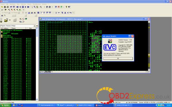 Free download WinOLS v1 721 v1 500 (no need activation)