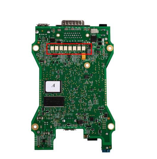 Ford-VCM2-IDS-PCB