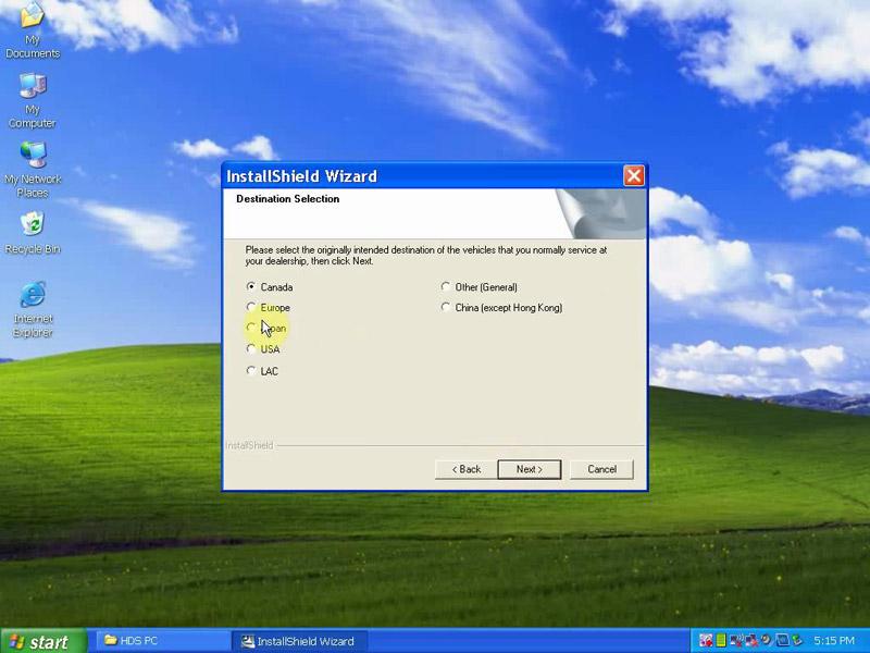 hds 3.015.020 language 01 - Honda HDS HIM V3.015.020 Free Download and Setup Guide -
