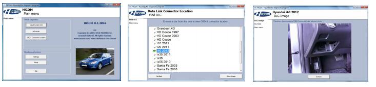 hicom hyundai kia 4 - How to install HiCOM driver software for Hyundai and Kia -