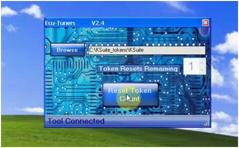 reset tokens count 5 - How to add tokens for KESS V2 V2.13 FM4.036 ECU tuning kit