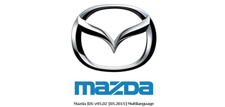 Mazda IDS V95 - Free download VCMII Mazda IDS V95 software and video