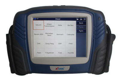 Powerful Xtool SP2 Truck Diagnostic Tool