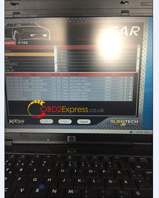 kess v2 v2.13 firmware v4.036 error 2 - Kess V2 V2.13 Firmware V4.036 downgrade to V2.08 (Fixed) -