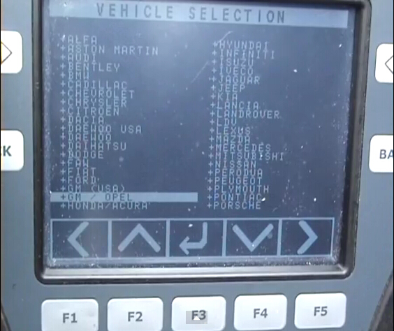 key pro m8 read pin code 1 - How to read Vauxhall Astra J PIN Code with Key Pro M8