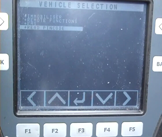 key pro m8 read pin code 3 - How to read Vauxhall Astra J PIN Code with Key Pro M8