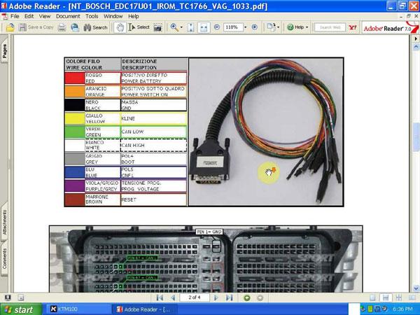ktag ktm100 v2.13 firmware 7.003 16 - How to install K-TAG KTM100 V2.13 Firmware V7.003 software