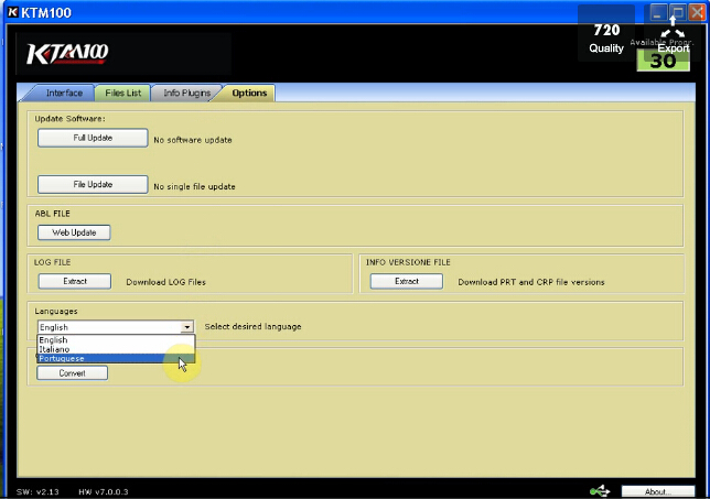 ktag ktm100 v2.13 firmware 7.003 9 - How to install K-TAG KTM100 V2.13 Firmware V7.003 software