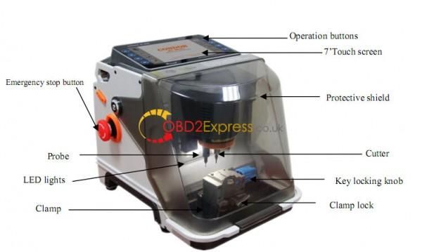 Schematic of condor xc Mini 3 600x359 - Xhorse Condor XC-MINI key cutting machine Review - Xhorse Condor XC-MINI key cutting machine Review