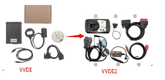 VVDI update to VVDI2 - How to update Xhorse VVDI to VVDI2? -