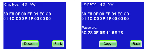 copy chip 02 - Quickly 4C 4D 46 48 clone machine only $230 -