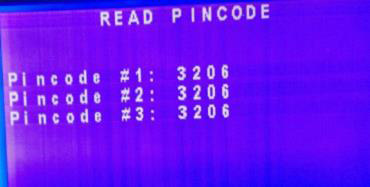 read pincode 7 - How to get PIN Code with The Key Pro M8 key programmer -