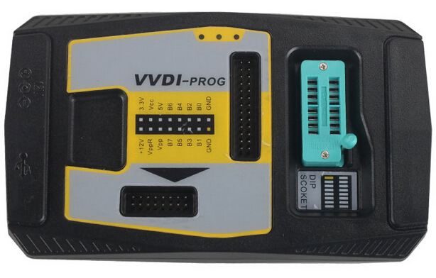 vvdi prog - What's the difference of the Xhorse VVDI 2 and VVDI Prog?