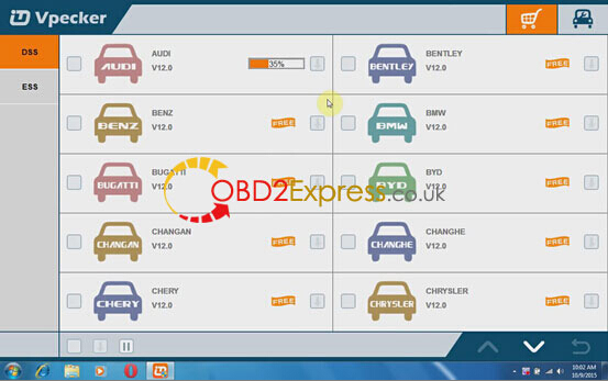 Vpecker easydiag win7 install 12 - How to install VPECKER Easydiag diagnostic software on Win 7 -