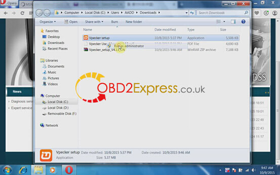Vpecker easydiag win7 install 3 - How to install VPECKER Easydiag diagnostic software on Win 7 -
