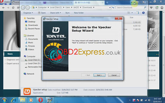 Vpecker easydiag win7 install 4 - How to install VPECKER Easydiag diagnostic software on Win 7 -