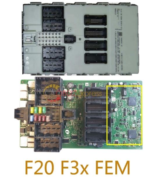 F20 F3x EFM-12