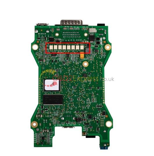 FORD-VCM2-pcb