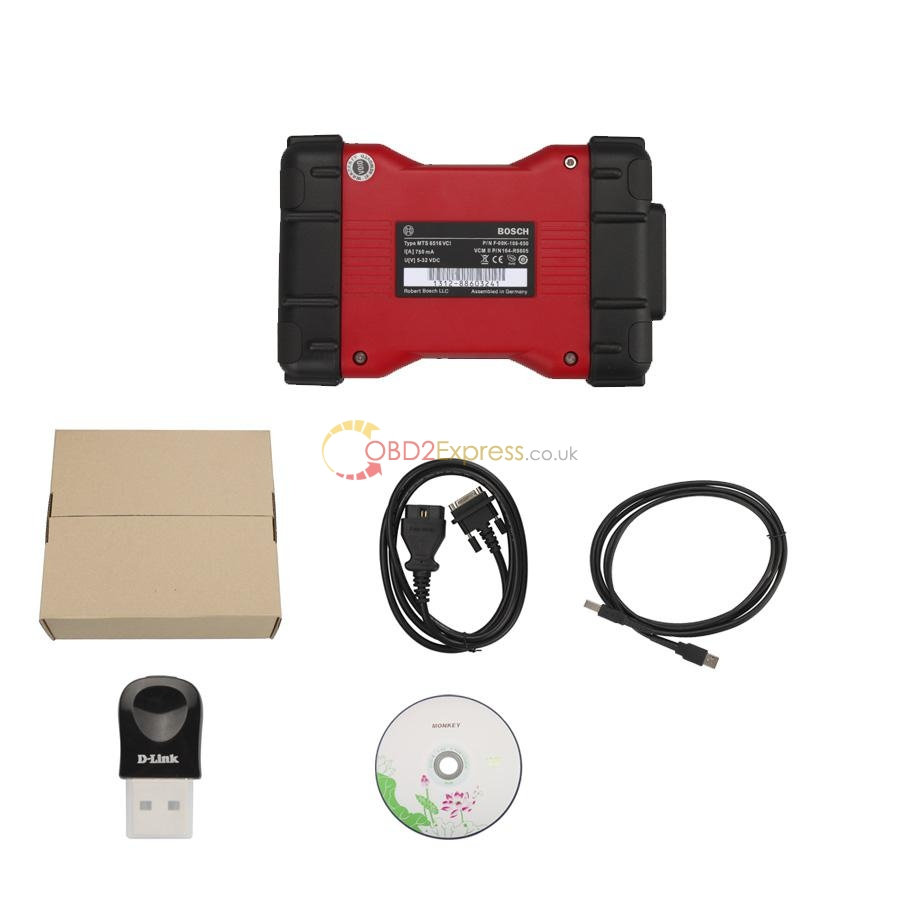 best quality ford vcm ii diagnostic tool with wifi wireless version package new - Clone Wireless Ford VCM2 WIFI Setting
