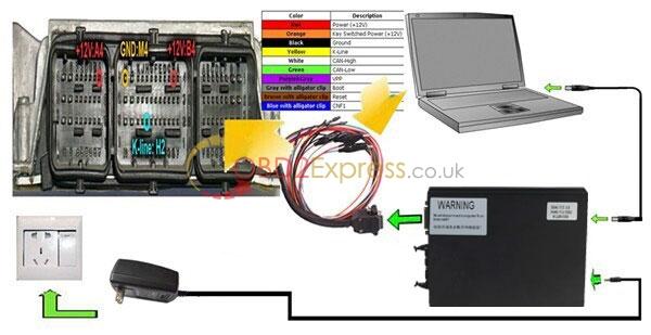 ktm100 ktag k tag firmware ecu ad f 2 - Best V2.13 KTM100 KTAG FW V7.003 ECU Programming Tool -