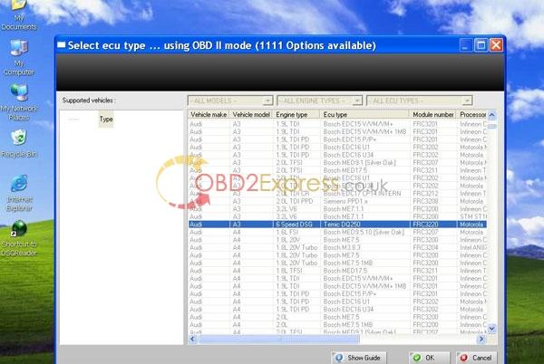 mini dsg reader dq200 1 - VW/Audi DSG transmission DQ200 DQ250 programmer, which one? -