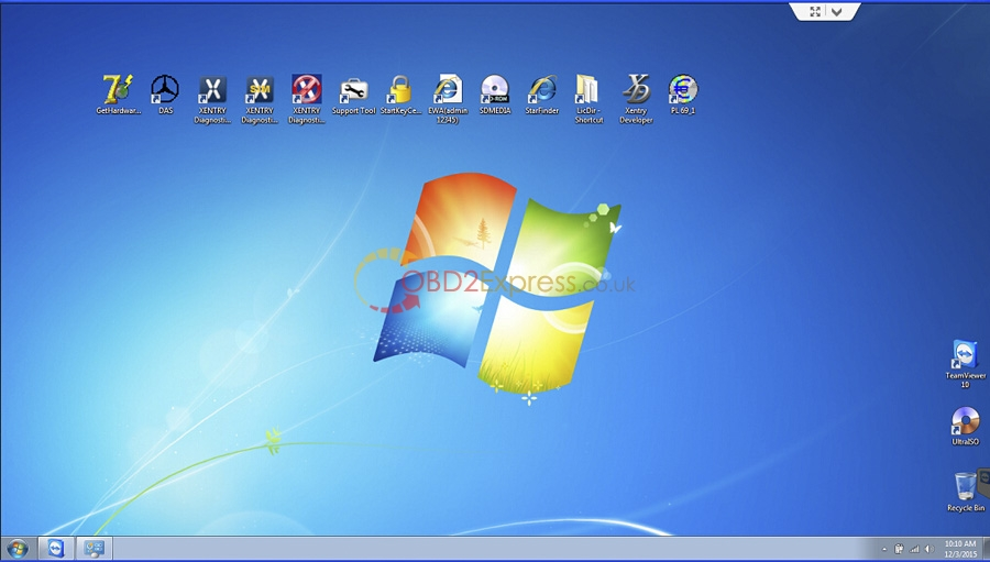 2015.12 mb star software win 7 xp 1 - 2015.12 Mercedes DAS Xentry on Win7 or  Windows XP?