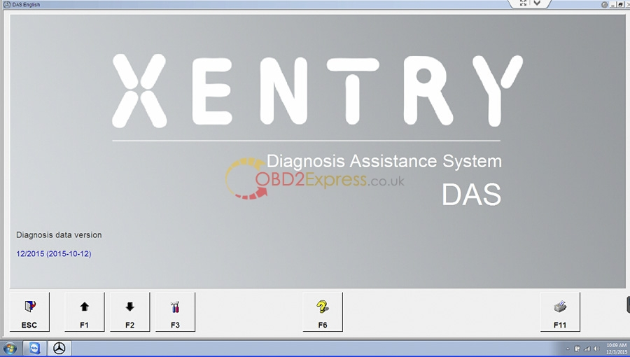 2015.12 mb star software win 7 xp - 2015.12 Mercedes DAS Xentry on Win7 or  Windows XP?