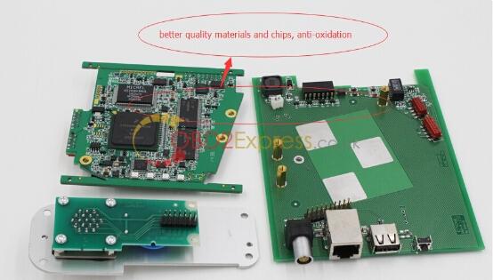 ICOM A2 -PCB BOARD-9