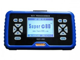 sskp900 326x245 - SuperOBD SKP-900 key Programmer update to V3.9!