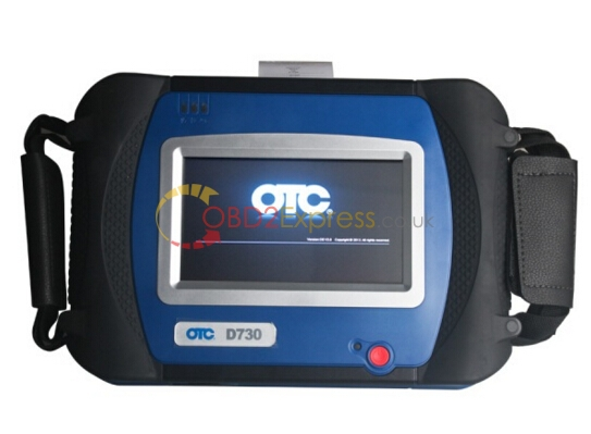 SPX AUTOBOSS OTC D730 Automotive Diagnostic Scanner