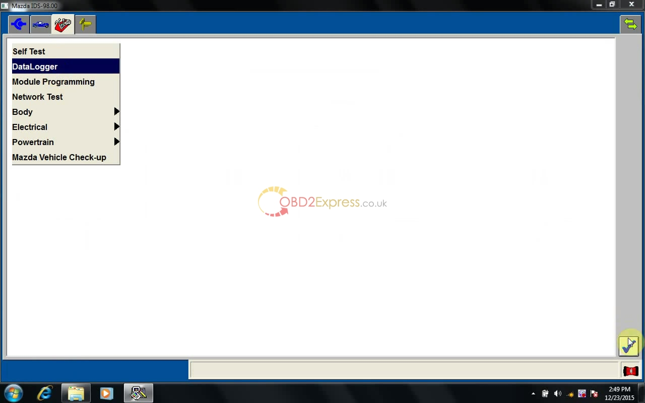 instal MAZDA IDS 98 16 - How to install MAZDA IDS V98 on Win7/ XP