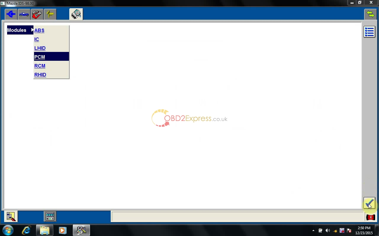 instal MAZDA IDS 98 17 - How to install MAZDA IDS V98 on Win7/ XP