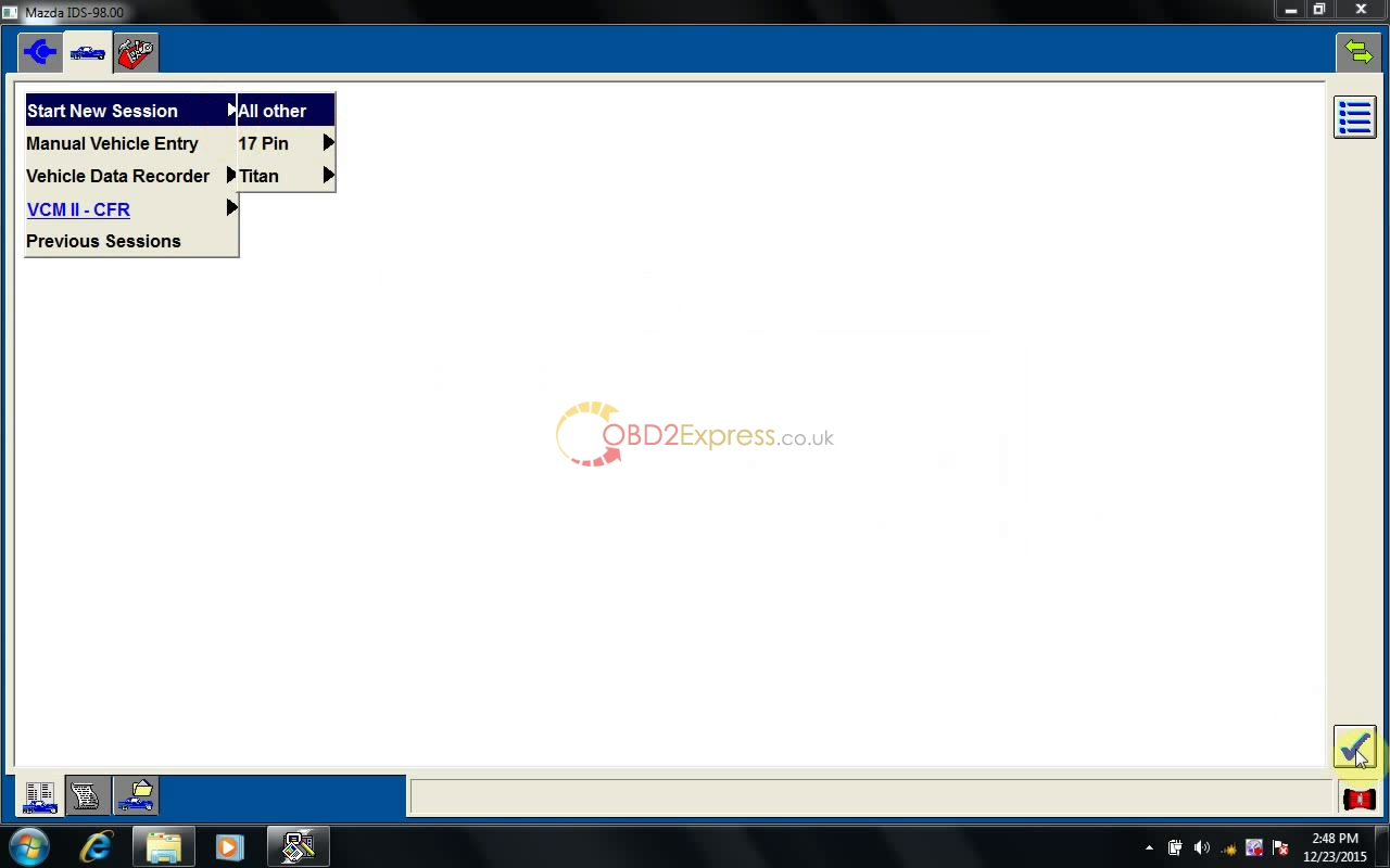 instal MAZDA IDS 98 9 - How to install MAZDA IDS V98 on Win7/ XP