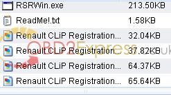 6 - Renault CAN CLiP V155 Full Multilanguage Free download -