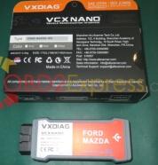 VXDIAG VCX NANO for Ford Mazda - VXDIAG NANO vs VCM II, Which better? -