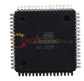 ATMEGA64 Repair Chip - ATMEGA64 Repair Chip for Xprog-m User Manual