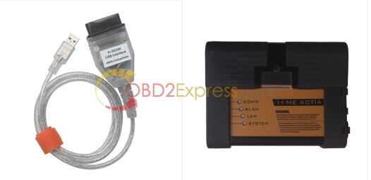 BMW ICOM KDCAN - BMW Diagnostic & Programming on 2011 E9x/E82 - ISTA or INPA/DIS?