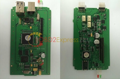 CAN CLIP interface with the following pcb