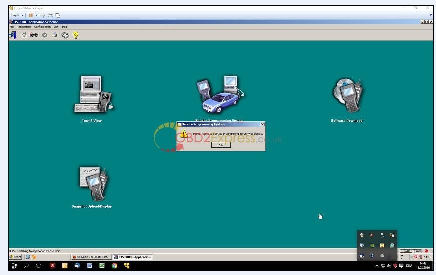 tech2-tis200-error-E666-2