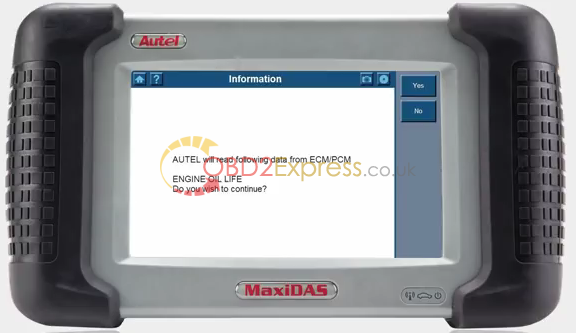 Autel MaxiDAS DS708-1