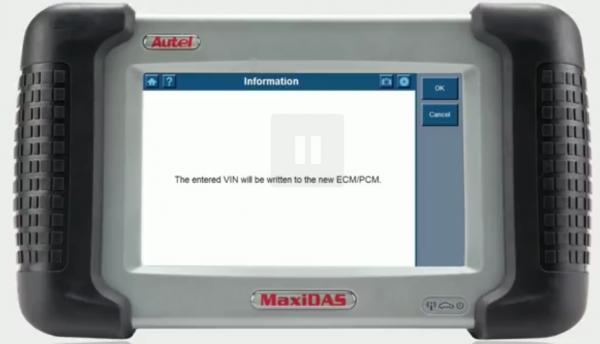 Autel MaxiDAS DS708-3
