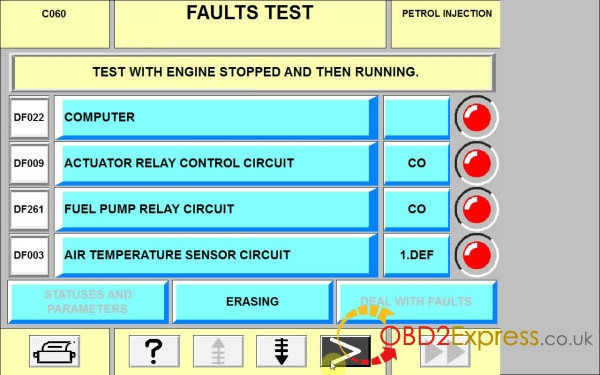 Renault can clip 157 20 600x375 - Renault CAN CLiP 157 tests OK on TWINGO PHASE 2 - Renault CAN CLiP 157 tests OK on TWINGO PHASE 2