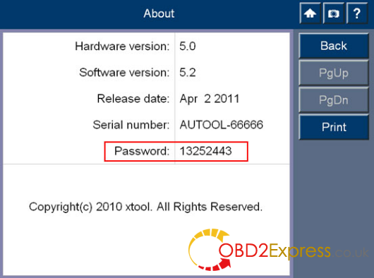 XTOOL PS2 software download guide-4