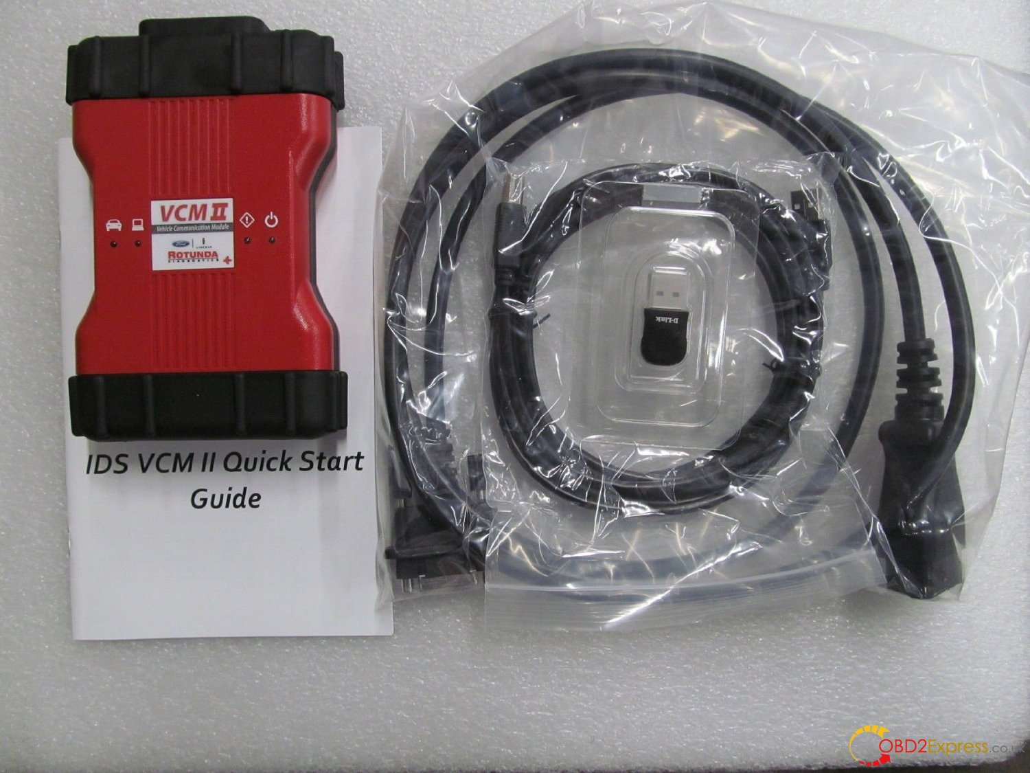 ford vcm ii - BMW EWS-4.3 & 4.4 IC Adaptor for X-PROG/AK90/R270 programmer