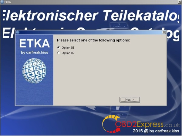 install ETKA 7.4 6 600x450 - How to install ETKA 7.4 Electronic Catalogue on WIN 7/8/10