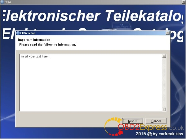 install ETKA 7.4 7 600x450 - How to install ETKA 7.4 Electronic Catalogue on WIN 7/8/10