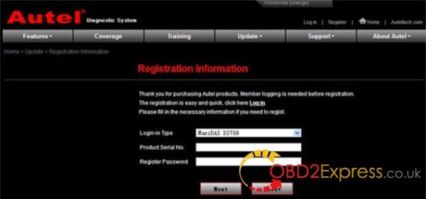 Autel MaxiDAS DS708 scanner-2