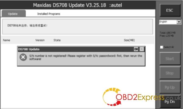 Autel MaxiDAS DS708 scanner-4