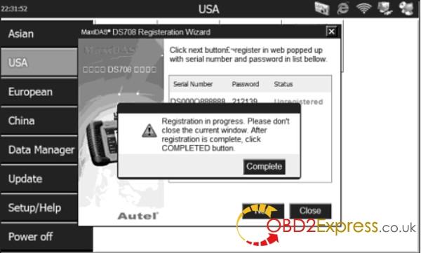 Autel MaxiDAS DS708 scanner-6