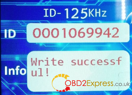 Copy ID Card with SK-670-2